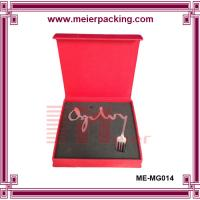 book shape magnetic gift box/paper jewelry gift box ME-MG014 Manufactures