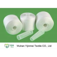 Knotless 50/2 Spun Polyester Yarn with Polyester Staple Short Fiber Material for Sewing Manufactures