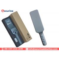 Alarm Handheld Security Scanner Wand With Adjustable Sensitivity Body Search Manufactures