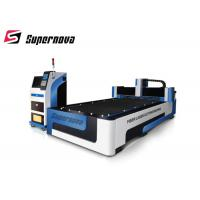 4500Kg Fiber Laser Metal Cutting Machine For Tube 1000W / 2000W Speed Manufactures