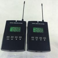 High Performance 008C Digital Wireless Tour Guide System For Tour Groups Manufactures