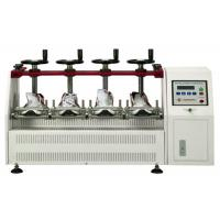SATRA TM92 Shoe Flex Tester Machines , Flexometer Footwear Leather Testing Machine Manufactures