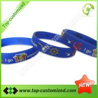 Fashion silicone bracelet and bangle Manufactures