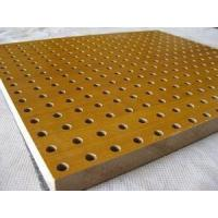 Wood Perforated Acoustic Panel Manufactures