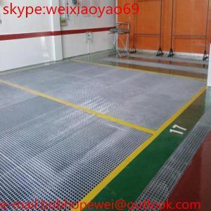 metal grid walkway/aluminum grating suppliers/aluminum grate mesh/safety grating/steel grate sheet Manufactures