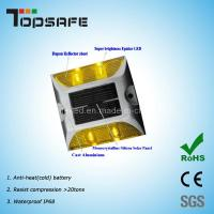 Aluminium Solar LED Road Stud (TP-SR-5) Manufactures