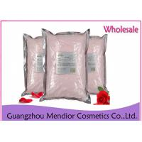 Rose Powder Face Mask Smooth Whitening Moisturizing Deep Cleaning ODM / OEM Manufactures