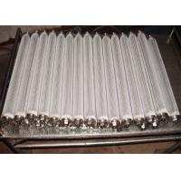 China Long Strip Stainless Steel Filter Mesh With Asymmetrical Pore Structure on sale