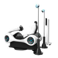 China Exciting Karting VR Racing Simulator With Multiple DOF Dynamic Platform on sale