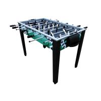 China Modern 4FT Indoor Soccer Table MDF Custom Foosball Table Steel Rod For Family on sale