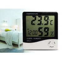 China Temperature Humidity Sensor Digital Hygro Thermometer Large Display Screen on sale