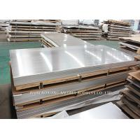 China AISI 300 Series 304 Stainless Steel Sheet , 2B Finish SS 304 Plate on sale