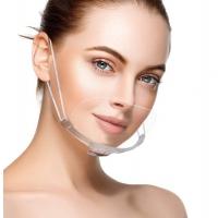 Buy cheap Transparent Plastic Anti Fog Face Shield For Tattoo from wholesalers