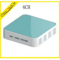 4 CH 720P and 1080P Network Video Recorders Support Onvif 1CH input and output Audio Manufactures