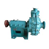 Anti - Abrasion Horizontal Slurry Pump , Small Slurry Pump OEM /ODM Available Manufactures