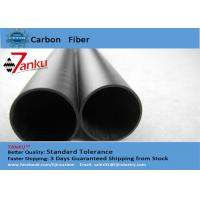 Carbon Fiber Composite Tubing In 14mm*12mm*1000mm 1mm Thickness Manufactures