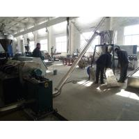 Wood Plastic Pelletizing Machine Manufactures