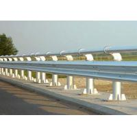 Handrails Steel Frame Structure  CZ-HW Painting Bridge Railings Manufactures