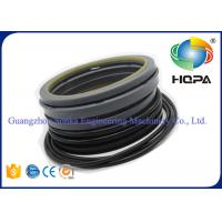Abrasion Resistant Hydraulic Cylinder Seal Kits Black Grey Color , Color Customized Manufactures