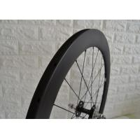 700c Aero Carbon Track Wheelset 23mm Width Matte / Glossy Surface Finish Manufactures