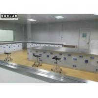 PP Structure Chemical Lab Furniture Anti - Corrosion Casework 1500*850mm Manufactures