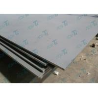 Thick GR1 Titanium Metal Plate ASTM B265 With High Tensile Strength Manufactures