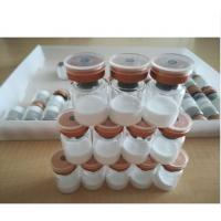 Melanotan 2 Peptide Injections White Powder Peptides White Lyophilized Powder For Bodybuilding / Skin Tanning Manufactures