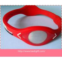 Power balance bracelet factory, silicone power balance bracelet Manufactures