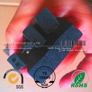 China rectangular sponge rubber seal for watertight door on sale