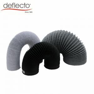 China Heat Resistant Flexible Ducting , Aluminum Foil HVAC Flexible Duct For Dryer Vent on sale