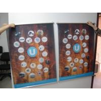 Large Format Hanging Digital Fabric Banners Printing Colored For UV Printing Manufactures