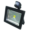 Buy cheap 30W PIR LED Floodlight 30W sensor led flood light 120V 220V 230V 240V with high from wholesalers