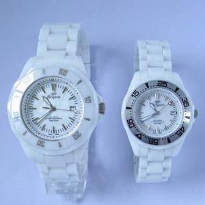 White Ceramic Watch Women Watch Manufactures