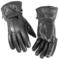 Black Leather Gloves (NF10-M23) Manufactures