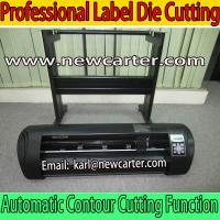 Quality Automatic Contour Cutting Plotter With Bluetooth Vinyl Sign Cutter Plotter Label Cutter 24 for sale