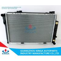 Plate Custom Auto Radiator Mercedes Benz Radiator PA 617*418*32mm Manufactures