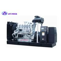 750kVA Mitsubishi Diesel Generator , Water Cooled Backup Power Generator Manufactures