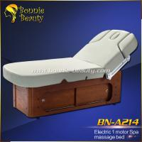 Buy cheap BN-A214 wood beauty bed therapeutic massage bed from wholesalers