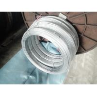 ASTM A 475 BS 183 Galvanized Steel Wire Strand Earth Wire For Ground Support Manufactures