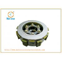 China Aluminum BAJAJ205 205cc Motorcycle Engine Accessories / High Performance Motorcycle Clutch Kits on sale