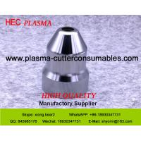 China Plasma Cutter Consumables / Komatsu 30KW Plasma Machine Outer Cap 969-95-24470 on sale