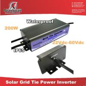 22v - 60v integrated micro inverter for solar system solar energy kits Manufactures