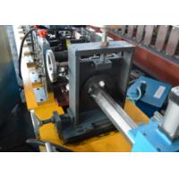 China Shutter door Octagon Steel Tube Pipe Metal Roll Forming Machine with PLC on sale