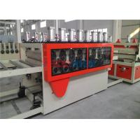400kgh Wall Panel PVC Foam Board Machine Wood Foam Panel Wood Plastic Machine Manufactures