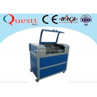 China 600 x 400mm Area CO2 Laser Engraving Machine 60W Water Chiller Cooling System on sale