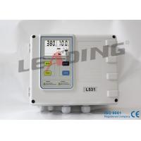 Submersible Pump Protection Simplex Pump Controller , 3 Phase Pump Control Panel Manufactures