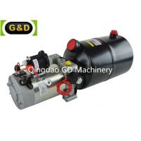 10L Oil Tank Single Acting 12V Hydraulic Power Pack with Used for Lift Table Manufactures