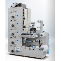 Heavy Duty Pharmaceutical Auxiliary Equipment Five Color Flexo Label Printing Machine Manufactures