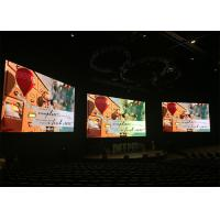 P2.5mm High Resolution 2.5mm Small Pixel Pitch Indoor Large LED Video Wall Screen Manufactures