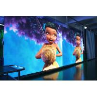 High Resolution Indoor P6 Flexible Led Display Screen for Theater Trade Show Manufactures